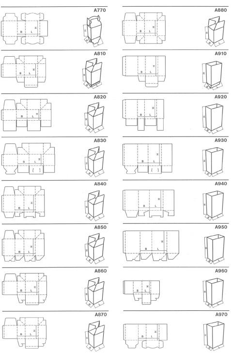 картонные коробки на заказ розница